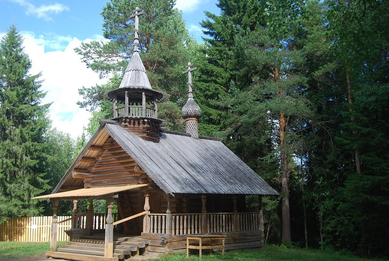 Makarevskaya chapel (18th century)