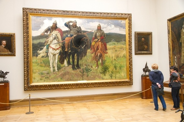 State Tretyakov Gallery Moscow
