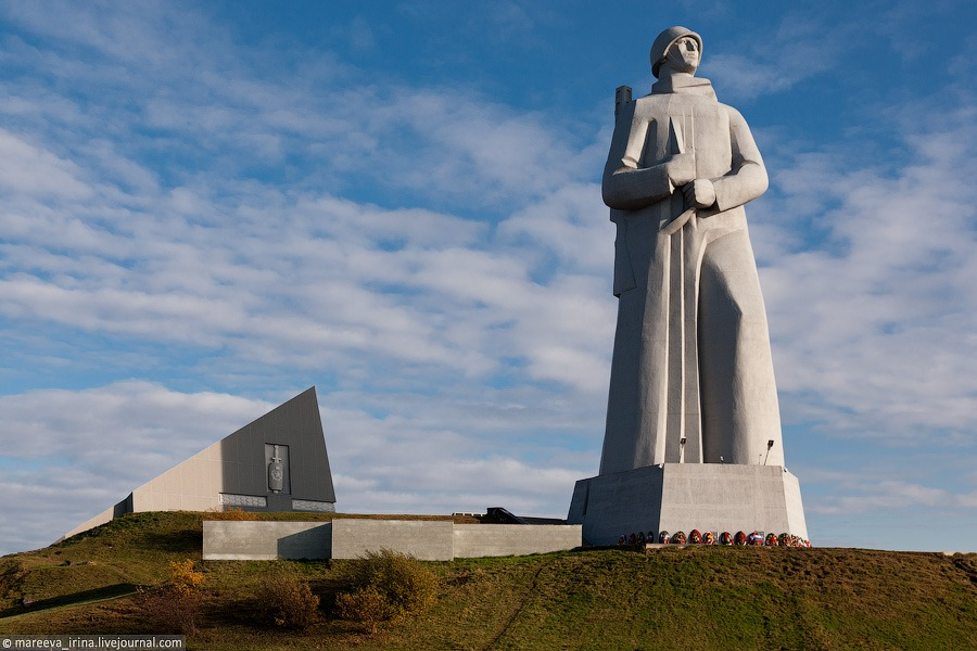 Alyosha Monument Murmansk