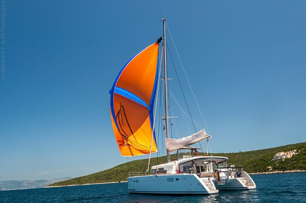 rent a boat or yacht in Split, Croatia
