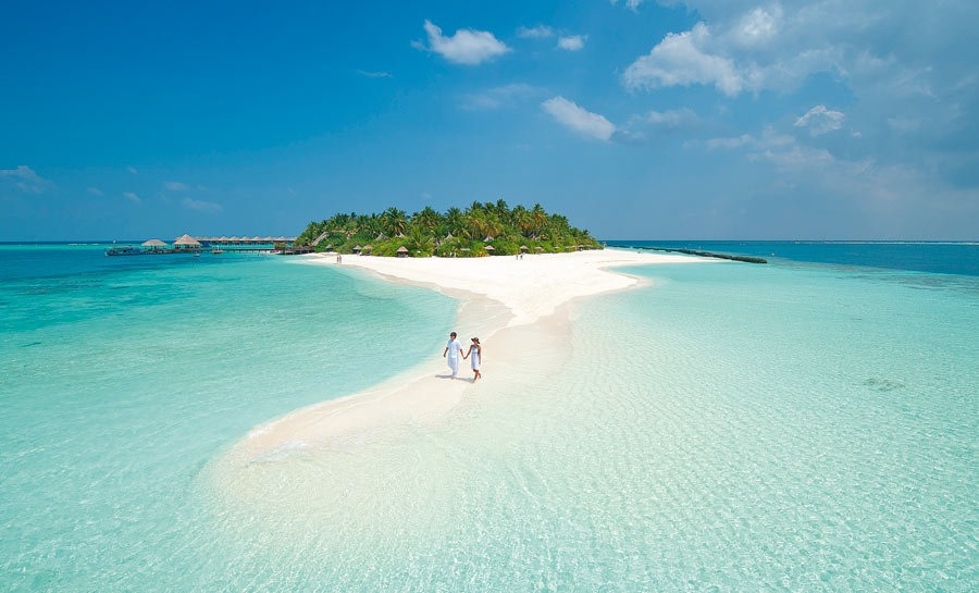 best places and hotels in Maldives