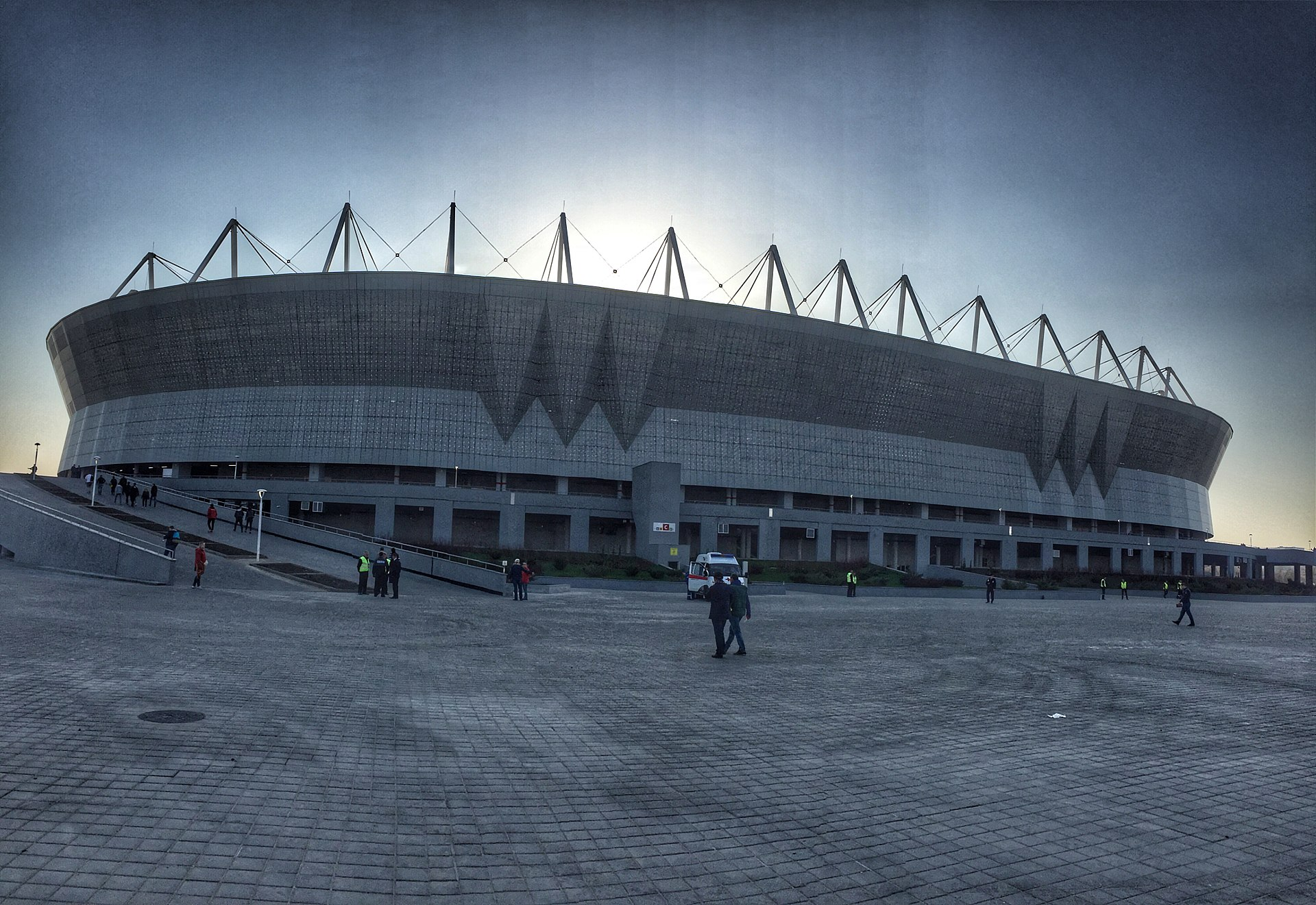 Rostov arena World Cup