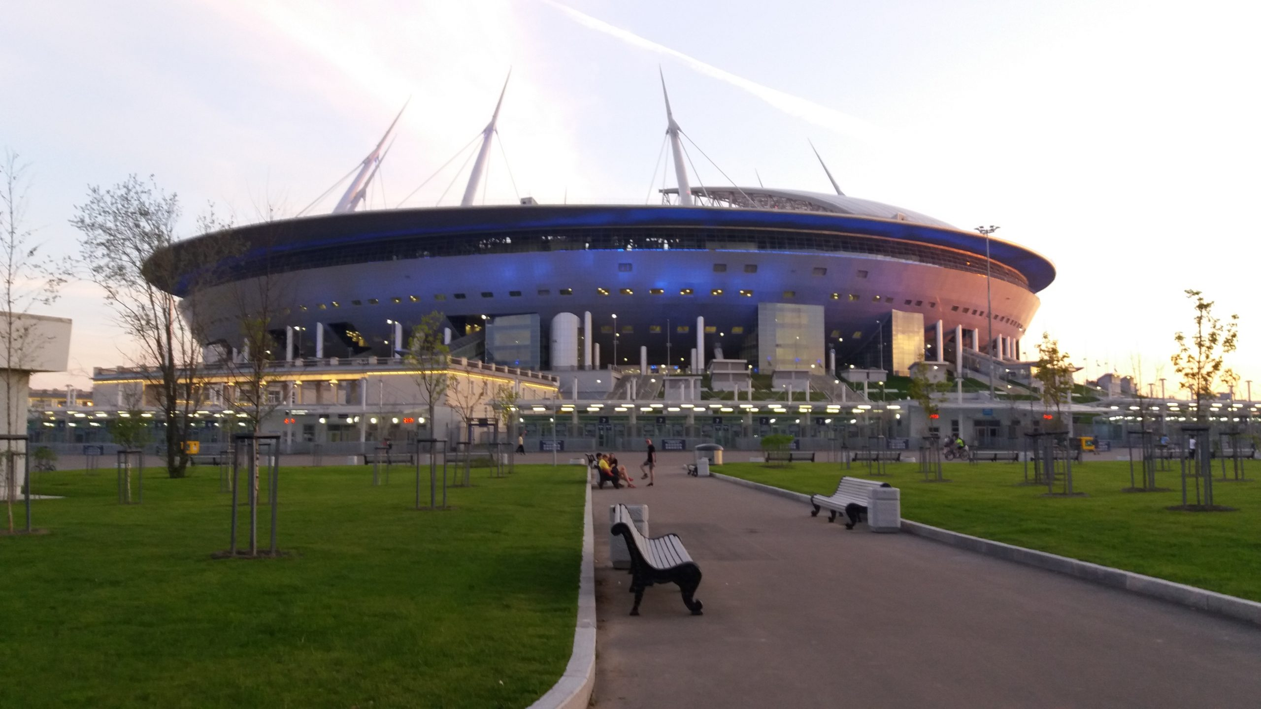 russia world cup cities and stadiums