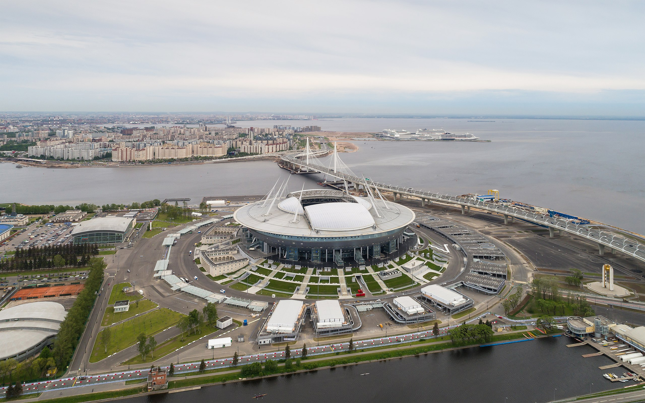 Saint-Petersburg Stadium