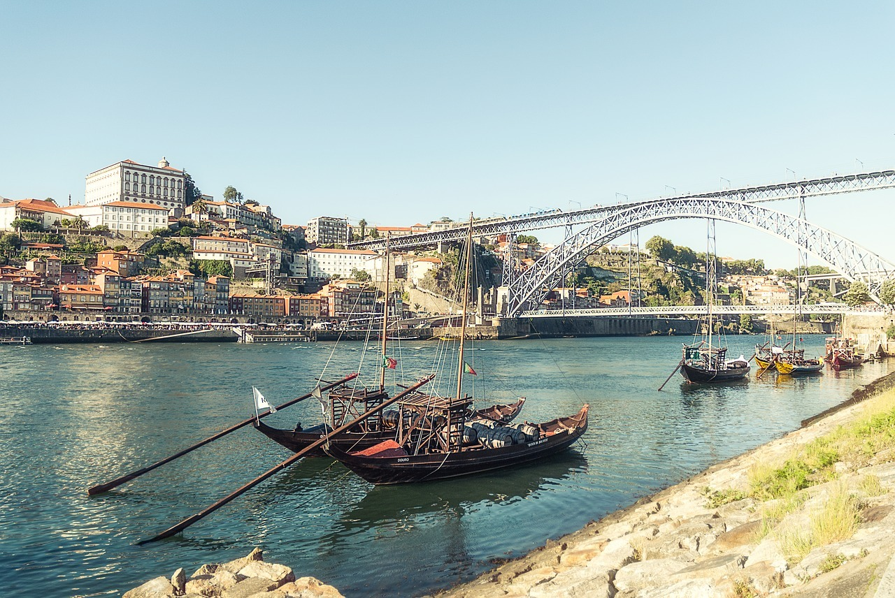 Beautiful Porto, Portugal