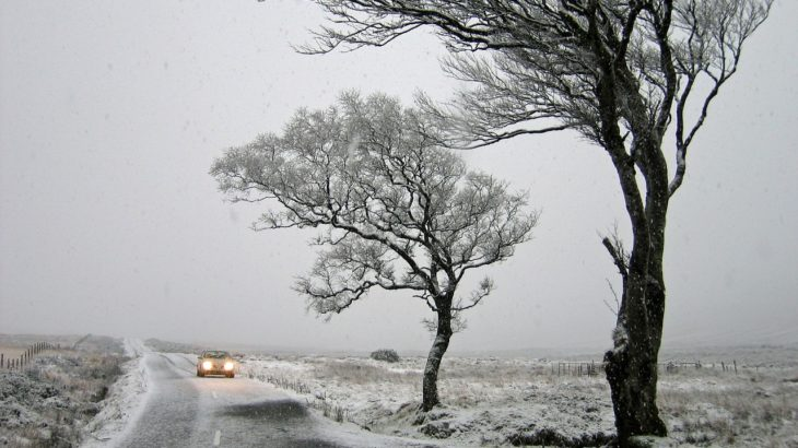 Winter Road Trip in Ireland