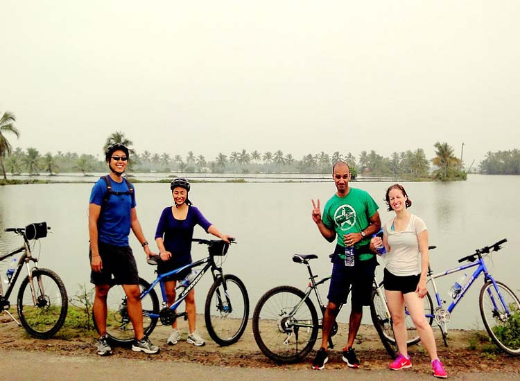 Cycling Tour Goa India
