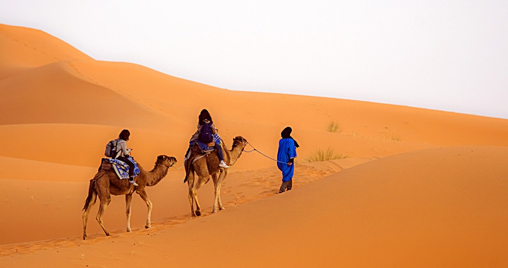 Marrakech to Merzouga two days tour