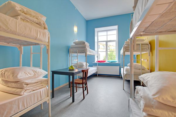 best hostel centre of St. Petersburg Russia