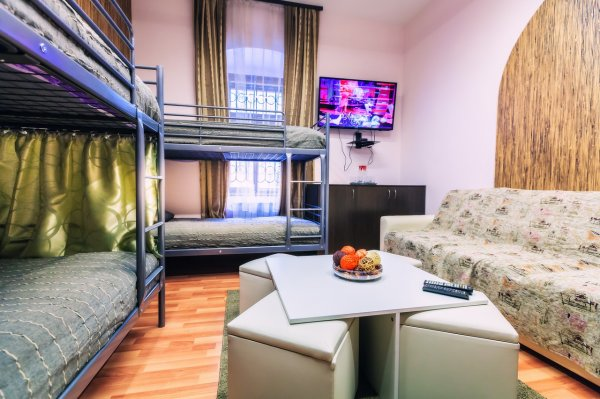 Hostel in city centre Moscow Russia