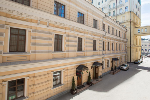 Hotel in Moscow near center Kremlin and Red Square