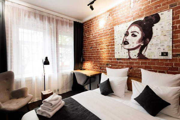 Affordable hotel in Moscow Russia